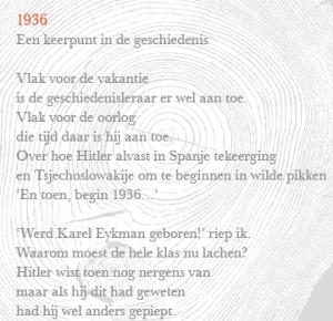 80 Jaar Karel Eykman Wordt Gevierd Met Jaarringen De Harmonie